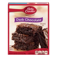 Betty Crocker Brownie Mix Dark Chocolate