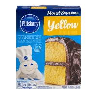 Pillsbury Moist Supreme Premium Cake Mix Classic Yellow