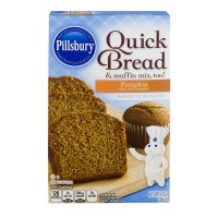 Pillsbury Quick Bread & Muffin Mix, Too! Pumpkin