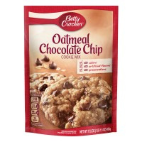 Betty Crocker Cookie Mix Oatmeal Chocolate Chip