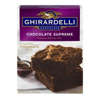 Ghirardelli Premium Brownie Mix Chocolate Supreme