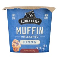 Kodiak Cakes UnLeashed Muffin Blueberry Non-GMO