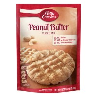 Betty Crocker Cookie Mix Peanut Butter