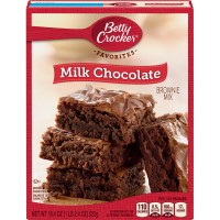 Betty Crocker Brownie Mix Milk Chocolate