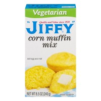 Jiffy Muffin Mix Corn Vegetarian