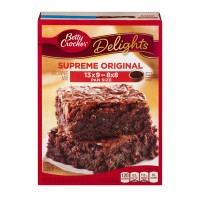 Betty Crocker Delights Original Supreme Brownie Mix