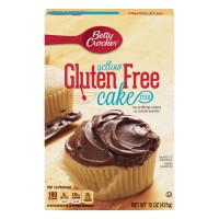 Betty Crocker Cake Mix Yellow Gluten Free