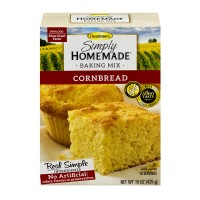 Fleischmann's Simply Homemade Baking Mix Cornbread