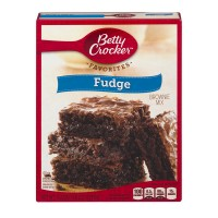 Betty Crocker Brownie Mix Fudge Family Size