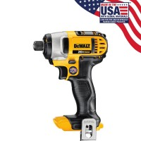 DEWALT 20-Volt MAX Lithium-Ion Cordless 1/4 in. Impact Driver (Tool-Only)
