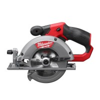 Milwaukee M12 FUEL 12-Volt Lithium-Ion Brushless Cordless 5-3/8 in. Circular Saw (Tool-Only) w/ 16T Carbide-Tipped Metal Saw Blade