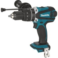 Makita 18-Volt LXT Lithium-Ion 1/2 in. Cordless Hammer Driver/Drill (Tool-Only)