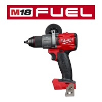 Milwaukee M18 FUEL 18-Volt Lithium-Ion Brushless Cordless 1/2 in. Hammer Drill / Driver (Tool-Only)