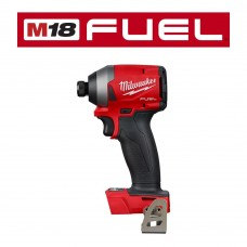 Milwaukee M18 FUEL 18-Volt Lithium-Ion Brushless Cordless 1/4 in. Hex Impact Driver (Tool-Only)