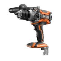 RIDGID 18-Volt OCTANE Cordless Brushless 1/2 in. Hammer Drill/Driver (Tool Only)