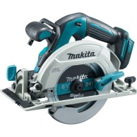 Makita 18-Volt LXT Lithium-Ion Brushless Cordless 6-1/2 in. Circular Saw with Electric Brake and 24T Carbide Blade (Tool-Only)