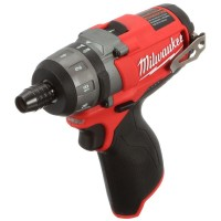 Milwaukee M12 FUEL 12-Volt Lithium-Ion Brushless Cordless 1/4 in. Hex 2-Speed Screwdriver (Tool-Only)