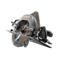 RIDGID 18-Volt GEN5X Cordless 7-1/4 in. Circular Saw (Tool-Only) with Blade and Blade Wrench