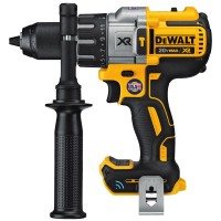 DEWALT 20-Volt MAX XR with Tool Connect Premium Brushless Lithium-Ion 1/2 in. Hammer Drill/Driver (Tool Only)
