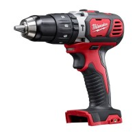 Milwaukee M18 18-Volt Lithium-Ion Cordless 1/2 in. Hammer Drill/Driver (Tool-Only)