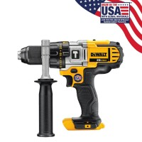 DEWALT 20-Volt MAX Lithium-Ion Cordless 1/2 in. Hammer Drill/Drill Driver (Tool-Only)