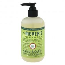 Mrs. Meyer's Clean Day Liquid Hand Soap Iowa Pine Pump