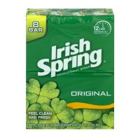 Irish Spring Bar Soap Original - 8 ct
