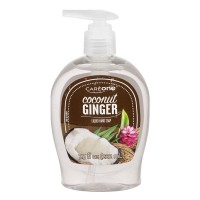 CareOne Liquid Hand Soap Coconut Ginger Pump