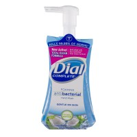 Dial Complete Foaming Hand Wash Antibacterial Coconut Water Pump