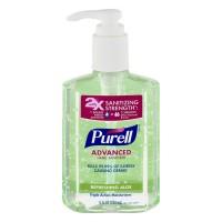 Purell Advanced Hand Sanitizer Refreshing Aloe Pump