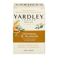 Yardley Moisturizing Bath Bar Oatmeal & Almond
