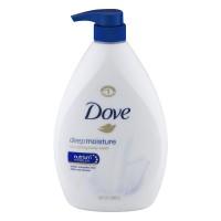 Dove Body Wash Nourishing Deep Moisture Pump