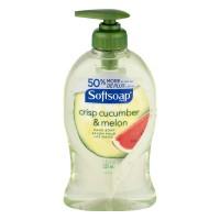 Softsoap Liquid Hand Soap Crisp Cucumber & Melon Pump