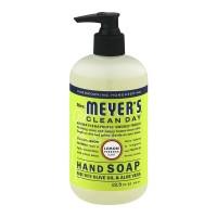Mrs. Meyer's Clean Day Liquid Hand Soap Lemon Verbena Scent Pump