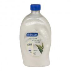 Softsoap Moisturizing Liquid Hand Soap Soothing Aloe Vera Refill
