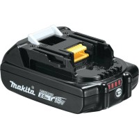 Makita 18-Volt LXT Lithium-Ion Compact Battery Pack 2.0Ah with Fuel Gauge