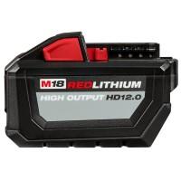 Milwaukee M18 18-Volt Lithium-Ion High Output Battery Pack 12.0Ah