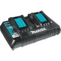 Makita 18-Volt Lithium-Ion Dual Port Rapid Optimum Charger