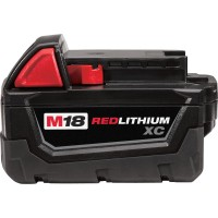 Milwaukee M18 18-Volt Lithium-Ion XC Extended Capacity Battery Pack 3.0Ah