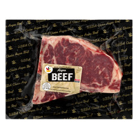 Angus Beef T-Bone Steak Fresh