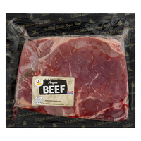 Stop & Shop Angus Beef Top Sirloin Steak Boneless Fresh