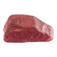 Butcher's Shop Beef Bottom Round Rump Roast Boneless Vacuum Sealed