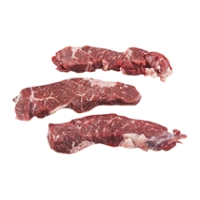 USDA Choice Beef Tip Strips Sirloin Vacuum Sealed Fresh