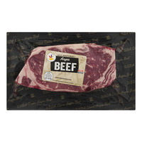 Stop & Shop Angus Beef Strip Steak Boneless Fresh