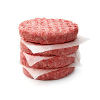 Ground Beef Patties 80% Lean - 4 ct Fresh