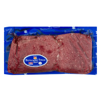 Butcher's Shop Choice Beef Cube Steak Vacuum Sealed