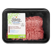 Nature's Promise Free from American Kobe Beef Ground 80% Lean Fresh