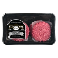 Steakhouse Elite Brisket Burger Kobe Crafted - 4 ct Fresh