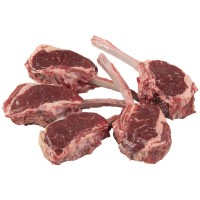 Australian Lamb Rib Chops All Natural - 3-5 ct Fresh