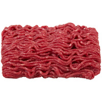 Ground Beef 80% Lean Value Pack Fresh